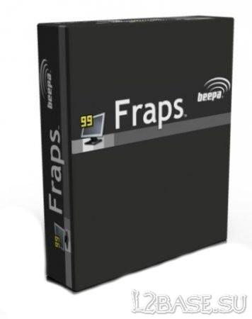 Fraps 3.2.1 Build 11425 - Делаем мувики