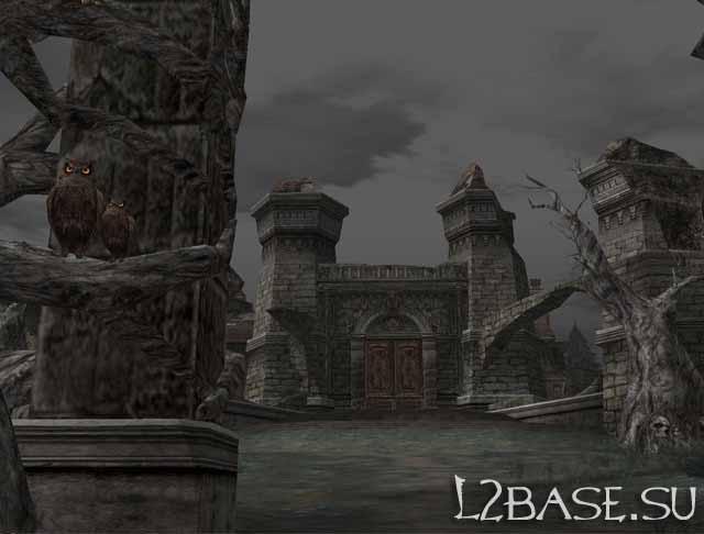 Клан холл Крепость Ниупкоенных