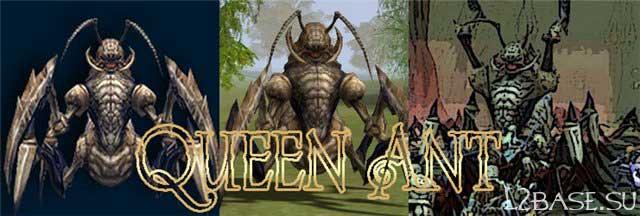 Королева Муравьев (Queen Ant)