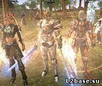 Герои в Lineage 2