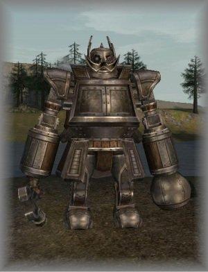 Golem Armor(эксклюзивная трансформация Маэстро)