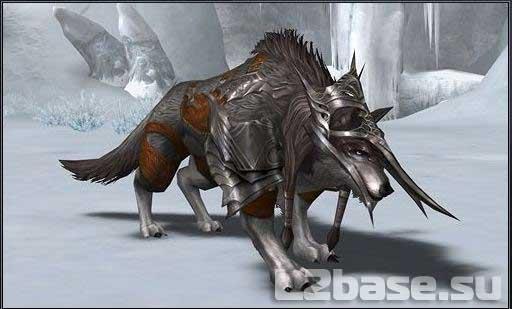 Волк в Lineage2 (65-69 уровень)