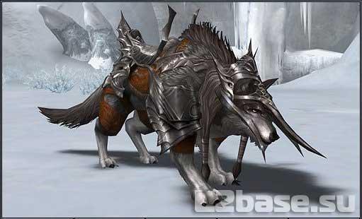 Волк в Lineage2 (70+ уровень)