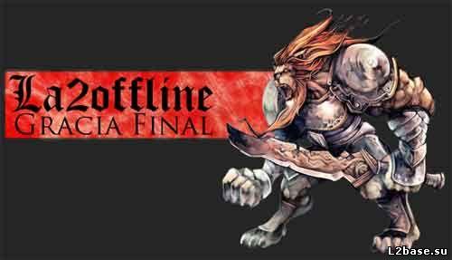 La2offline 4.0 Gracia Final