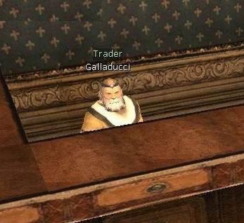 Торговец Галадуччи