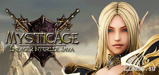 x100 PvP-Craft - Lineage 2 Interlude от Mystic Age